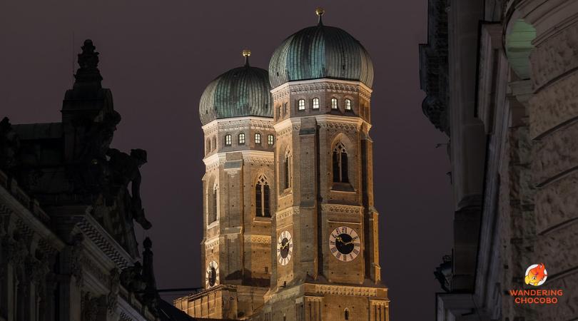 Munich nightlife bar and drinking guide