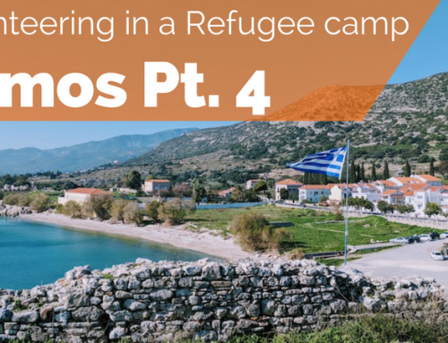 Volunteering in a Refugee Camp in Samos, Greece: Part 4, The Second Week