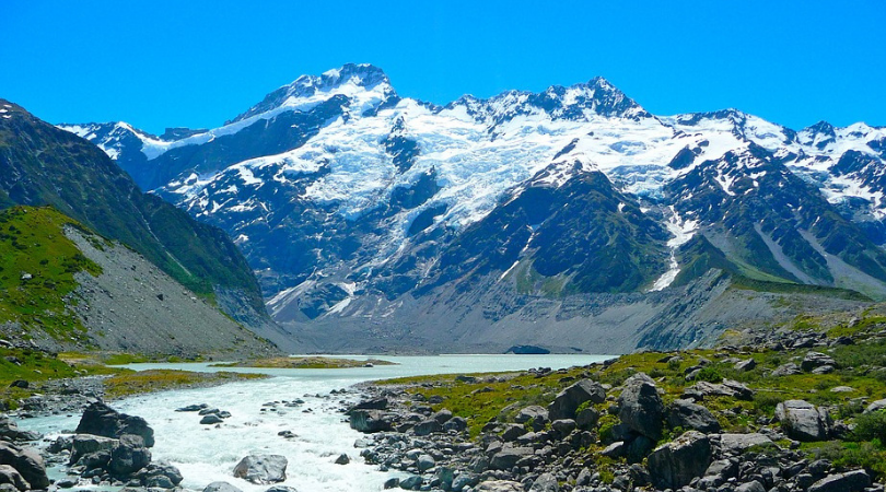 Mount Cook Traverse Journeys