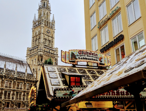 What to Pack for German and Munich Christmas Markets: Winter Essentials
