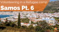 Samos Refugee Camp Part 6