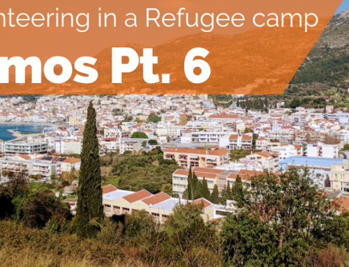 Volunteering in a Refugee Camp in Samos, Greece: Part 6