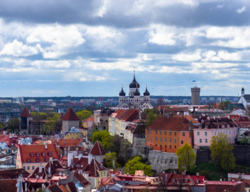 Hipster & Geek Alternative Guide to Tallinn, Estonia + Sustainable Tips